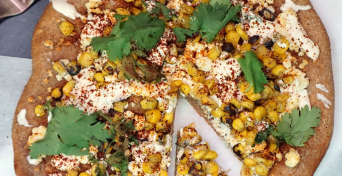 How To Make Elote Pizza?
