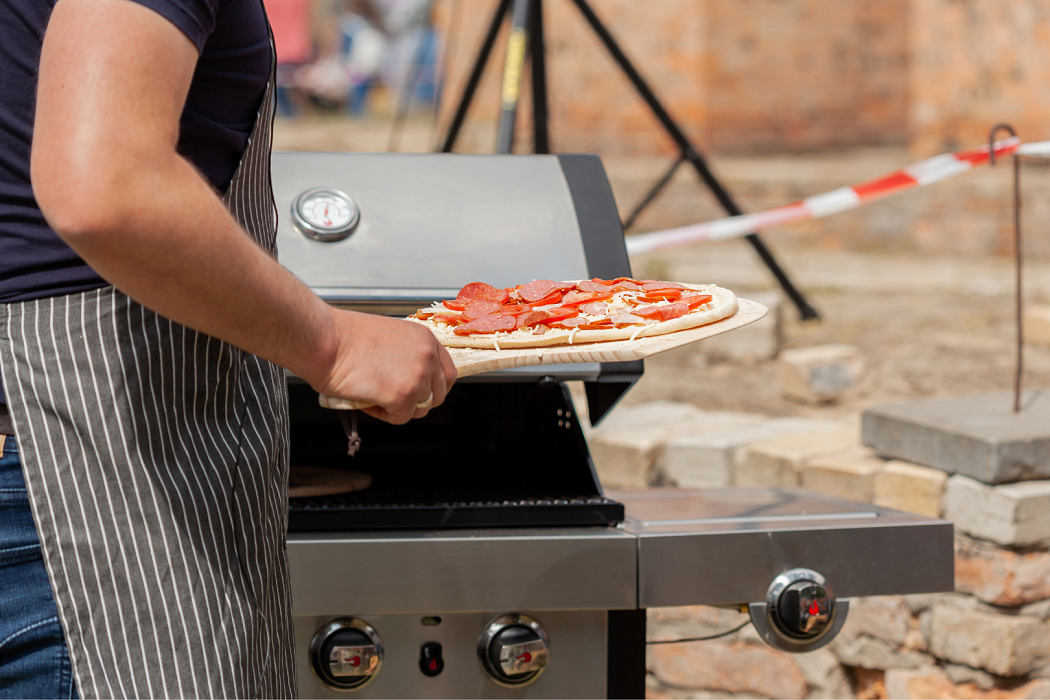 Outdoor Oven History