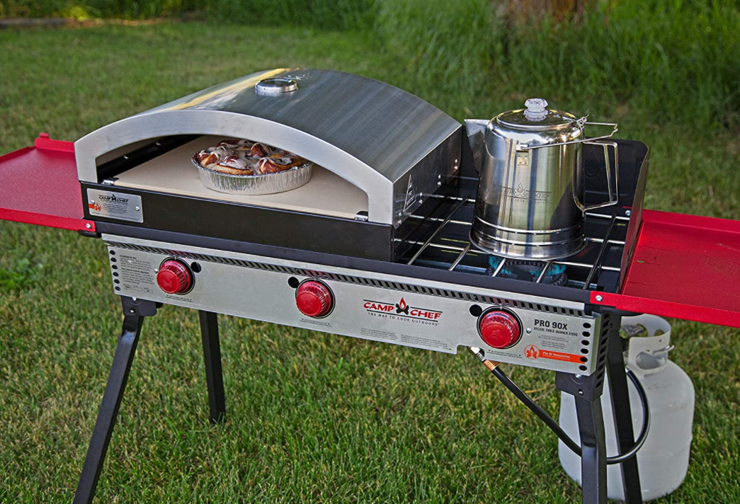 What Makes A Camp Chef Pizza Oven Special